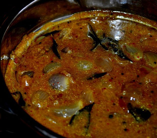 Fenugreek Curry